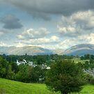 Hawkshead Hinterland by Jamie  Green