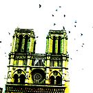 Notre Dame by texasgirl