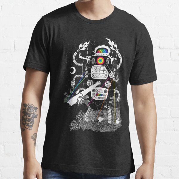 Behold my Wrench, Destructron! Essential T-Shirt