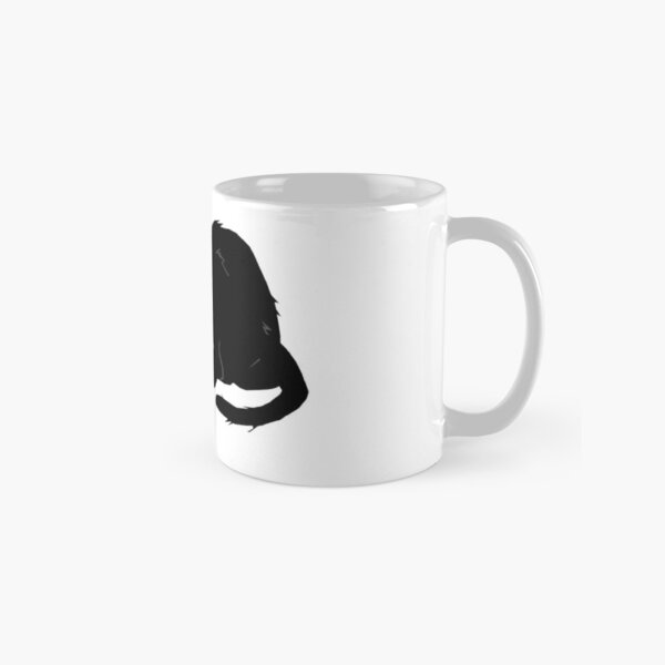 Vlad the Cat (Gray) Classic Mug