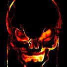 Hot Skull by zzzeeepsdesigns