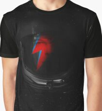 DAVID BOWIE ☆ SPACE ODDITY TRIBUTE Graphic T-Shirt