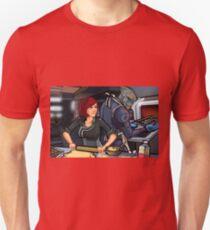 Mass Effect Cartoon - Cookie Time T-Shirt