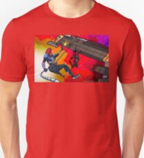 Mass Effect Cartoon - Husk Attack T-Shirt
