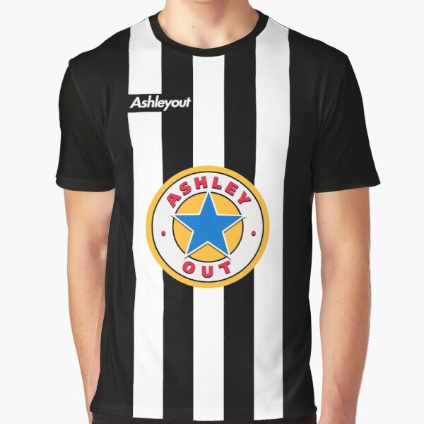 AshleyOut Newcastle Kit [YellowCircle] Graphic T-Shirt