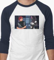 Mass Effect Cartoon - Tali Men's Baseball ¾ T-Shirt
