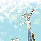 Bunny Cat by Jaelah
