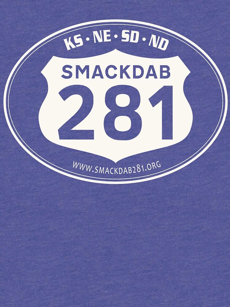 Smackdab Logo by Tanshanomi
