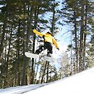 New Mexico snowboarder by texasgirl