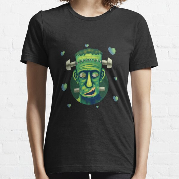 Valentines day Frankenstein  Essential T-Shirt