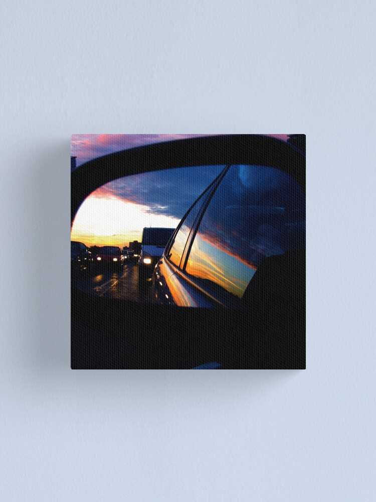 Alternate view of Looking Back... Canvas Print