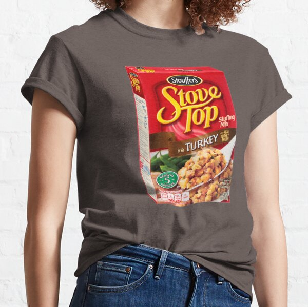 Mandela Effect - Stove Top Stuffing (parody) Classic T-Shirt