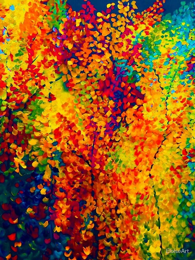 Joseph's Coat Trees by EloiseArt