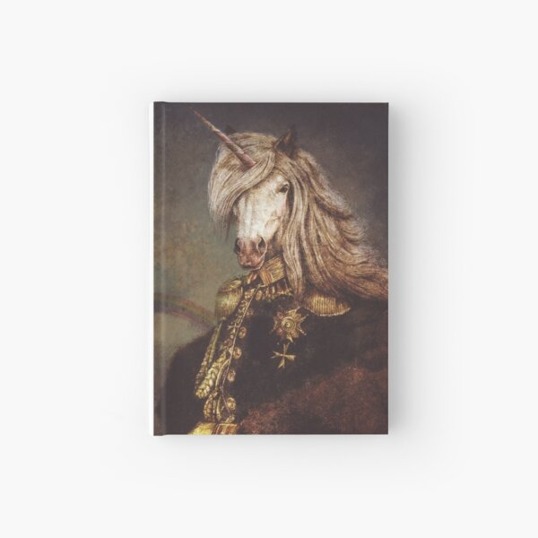 The Count of Wonderland Hardcover Journal