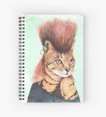 Caty Spiral Notebook