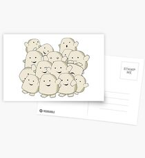 not fat...collecting Adipose Postcards