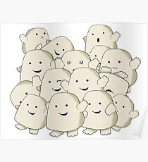 not fat...collecting Adipose Poster