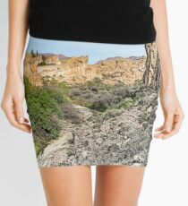 House on a Mountain Mini Skirt