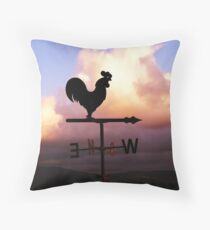Never Eat Soggy Weetbix Throw Pillow