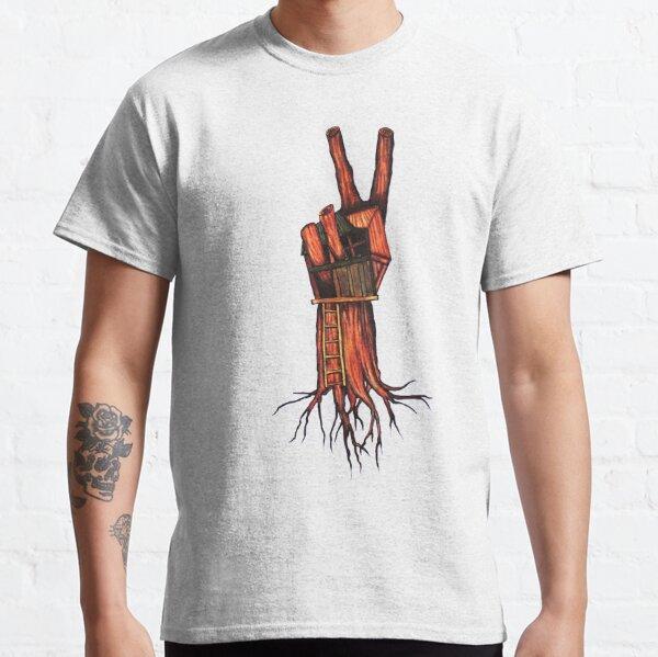 Hambibleibt, Frieden, Bäume und Naturschutz Classic T-Shirt