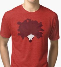FFIX - Amarant Tri-blend T-Shirt