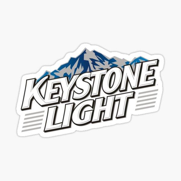 Keystone Light Sticker