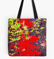 Foliage Trees Tote Bag
