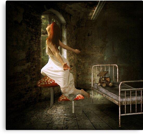 Rosie's Lullaby... by Karen  Helgesen