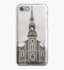Lebret Church iPhone Case/Skin