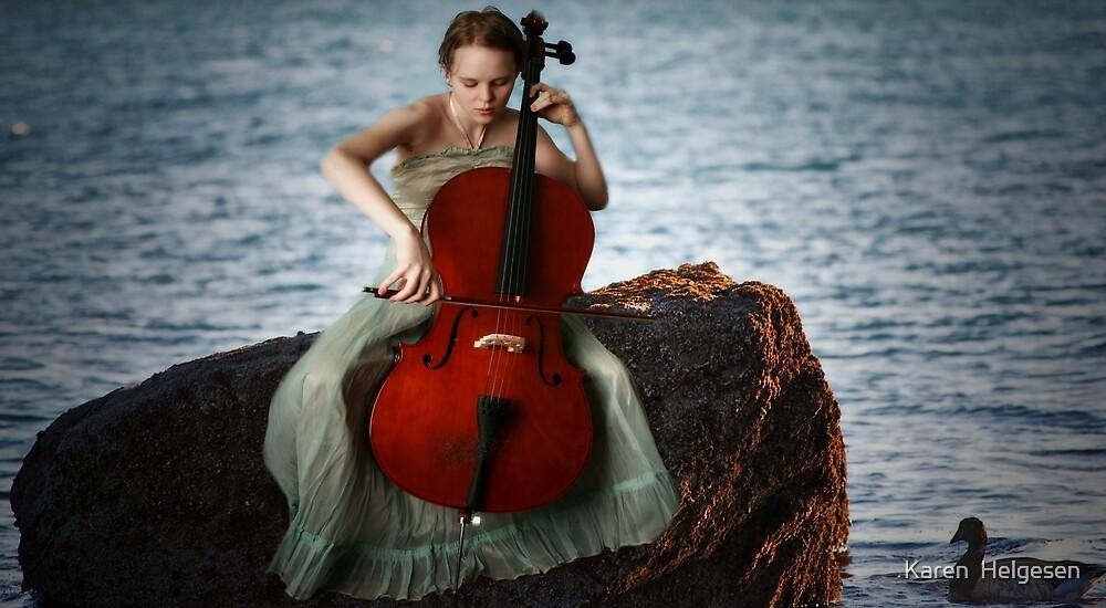 Swallowed in the Sea... by Karen  Helgesen