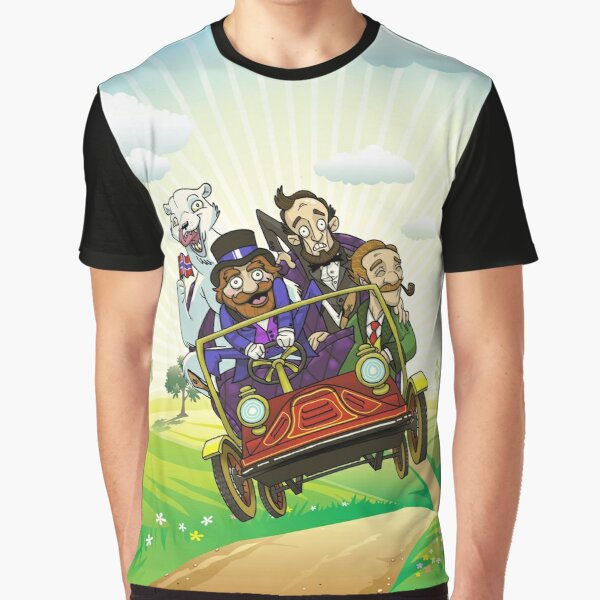 Animatronicans 1 Graphic T-Shirt