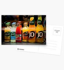 Drinks For The Break Postcards