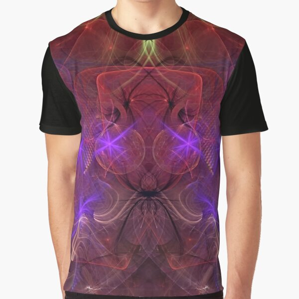 The Marvellous Maelstrom of Madness Graphic T-Shirt
