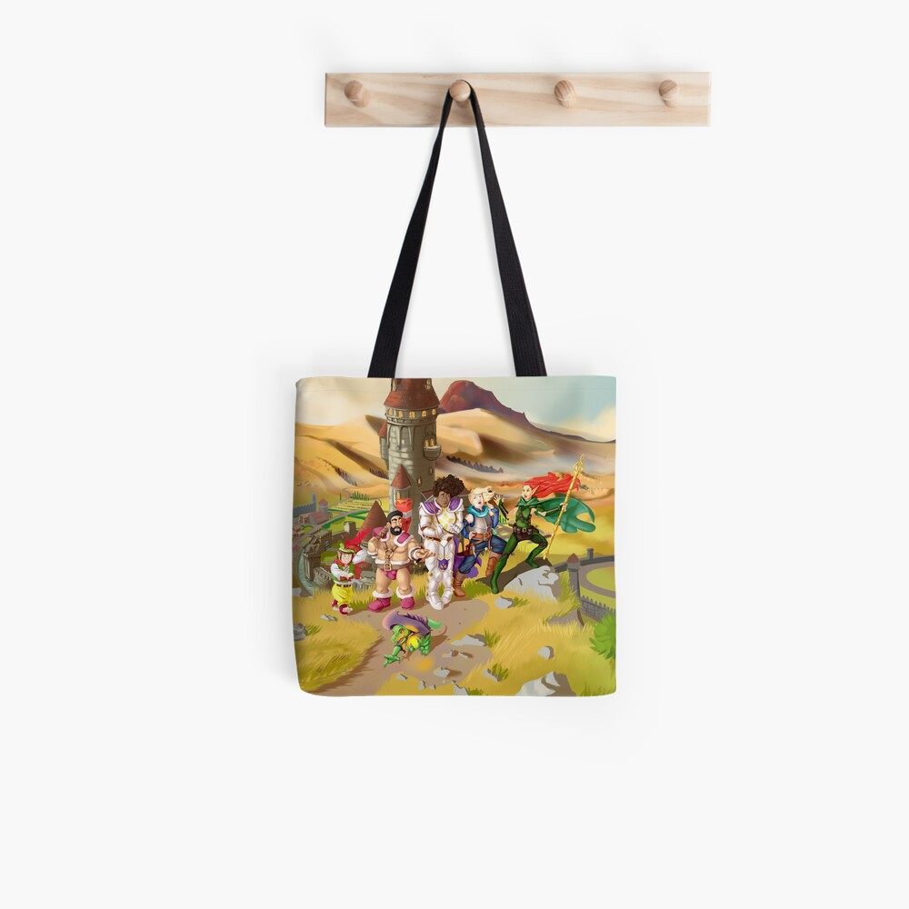An (Almost) Epic Tale Tote Bag