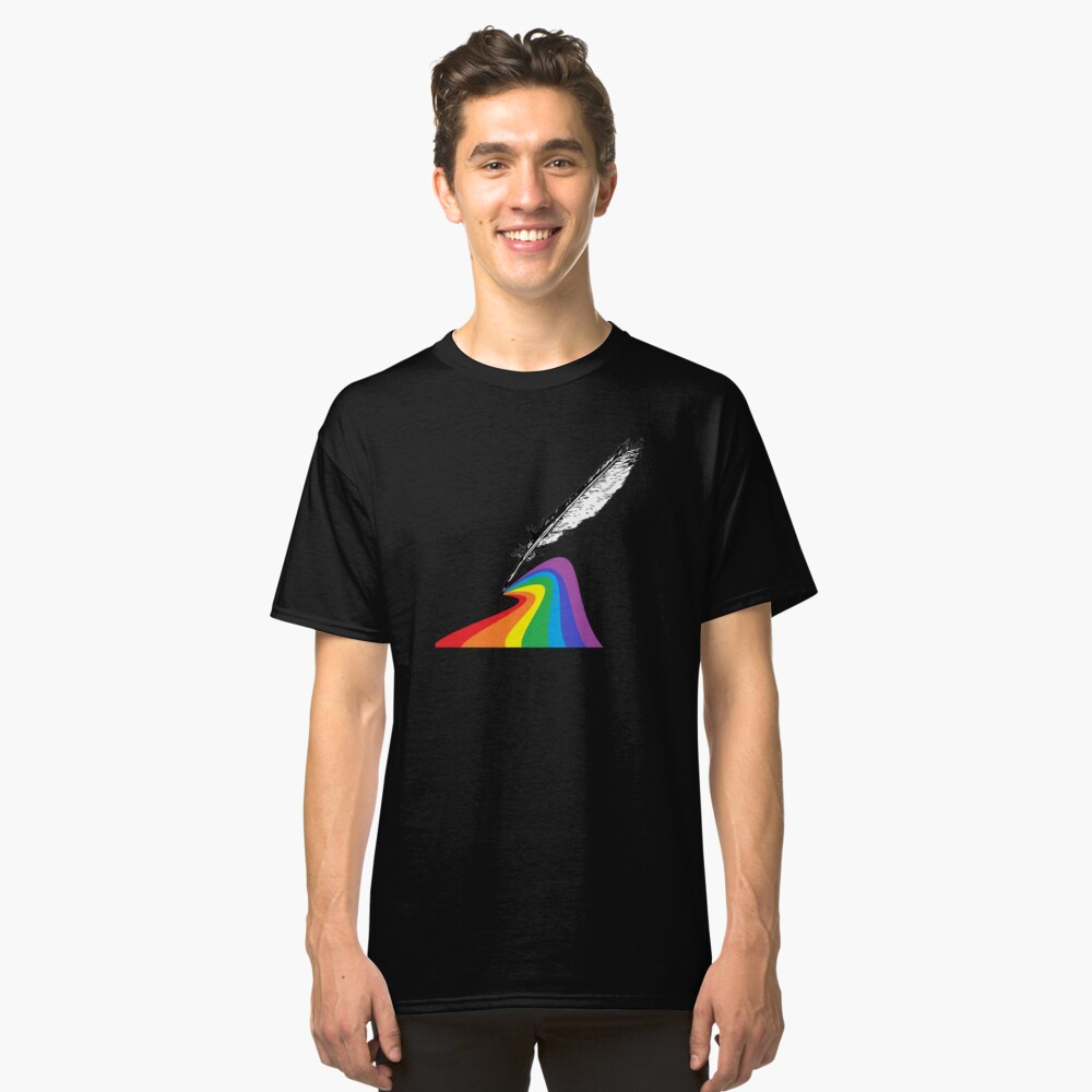 Proud Quill Classic T-Shirt