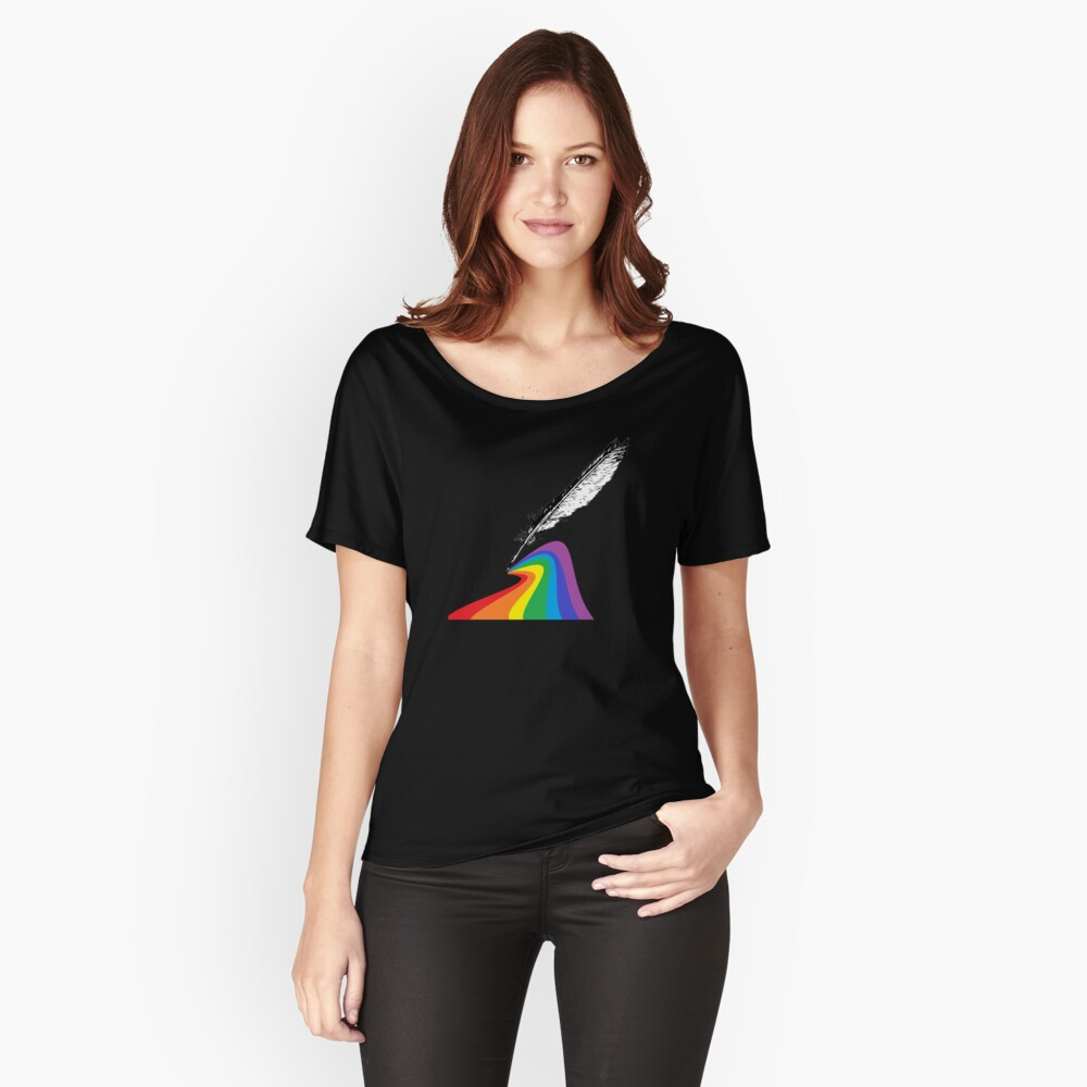 Proud Quill Relaxed Fit T-Shirt