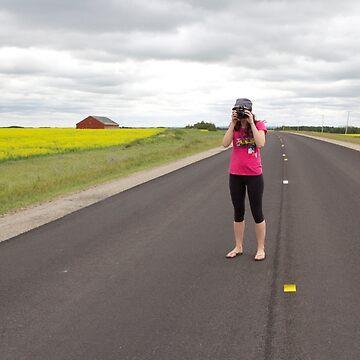 Photo Hunting in rural Saskatchewan  by raquelfletcher