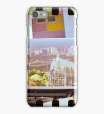 Vienna Truck sprocket holes iPhone Case/Skin