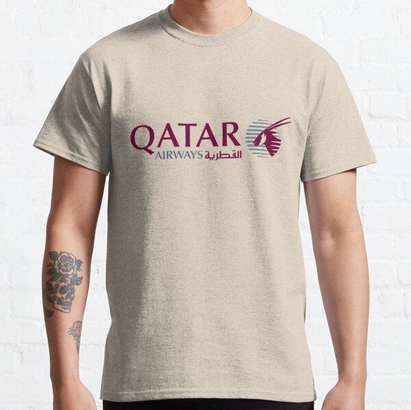 Qatar Airways Logo Classic T-Shirt