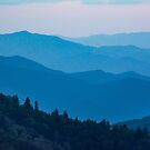 Shades of Blue Ridge by EthanQuin