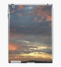 Coloured sky - Derry Ireland  iPad Case/Skin