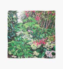 Conservatory garden 1 by Jo Reitze Scarf