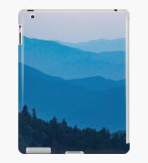 Shades of Blue Ridge iPad Case/Skin