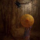 Lady Autumn... by Karen  Helgesen