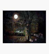 Fall Equinox - Mabon Photographic Print