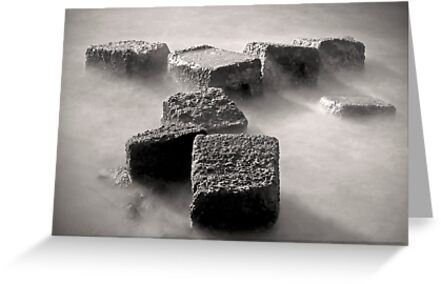 On the Rocks by Kym Howard