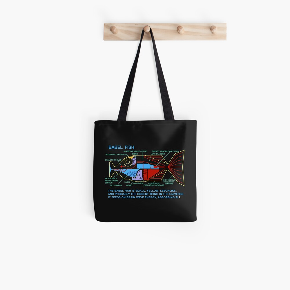 The Oddest Thing In The Universe  Tote Bag