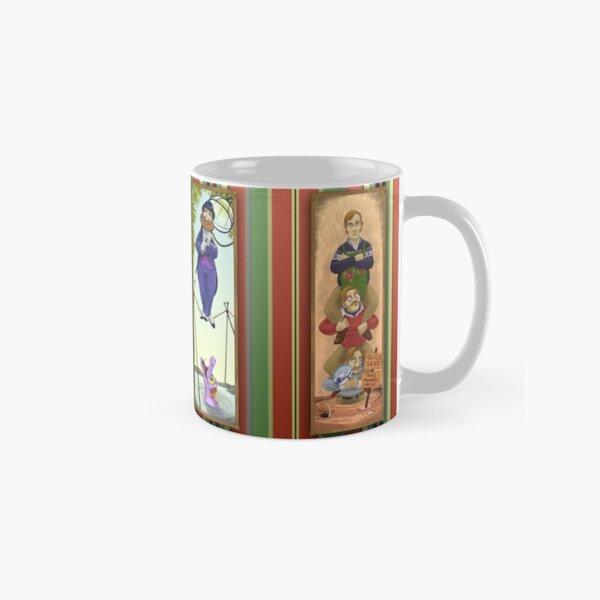 Fringe-ish Mortals  Classic Mug