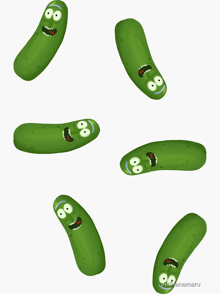 Pickle Riiiiick! by AriHanamaru