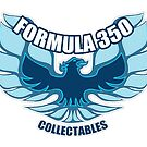 Formula350 collectibles by Dumpsterwear
